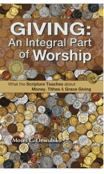 Giving: An Integral Part of Worship